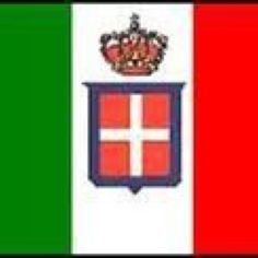 The only one Italian flag.