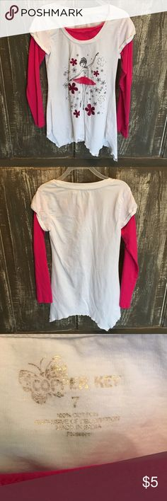 Girls shirt Good condition Copper Key Shirts & Tops Tees - Long Sleeve