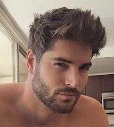 Best haircut for men balding ideas Cool Hairstyles For Men, Cool Haircuts, Hairstyles Haircuts, Haircuts For Men, Braided Hairstyles, Celebrity Hairstyles, Beard Styles For Men, Hair And Beard Styles, Short Hair Cuts