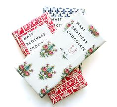 yummy mast brothers, beautiful packaging