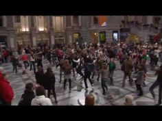 22 Best Flash-mob images in 2012   Music videos, Dance sing