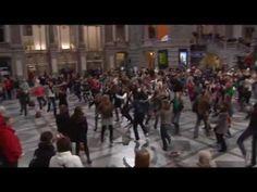 Centraal Station Antwerpen gaat uit zijn dak!