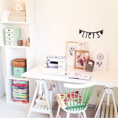 Workspace | Home Office Details |