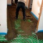 Masseto su impianto riscaldamento a pavimento: quale scegliere?
