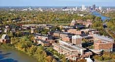 Wonder what it takes to win a merit scholarship from a university. One university reveals all. University Of Rochester, Rochester New York, Rochester News, College Search, Thousand Islands, Scholarships For College, The Secret, Paris Skyline, Dolores Park