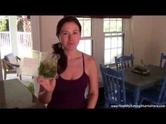 Alfalfa Sprouts - Nutrition And Growing Your Own