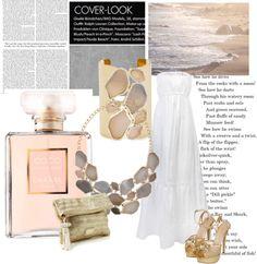 """Romantic summer"" by alessandra-kompseli on Polyvore"