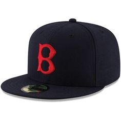 New Era Boston Red Sox Navy Turn Back The Clock 1936 59FIFTY Fitted Hat
