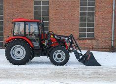 Front loaders in use worldwide:Zetor Fes, Germany, Tractor, Deutsch