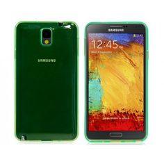 Sleek Green Gloss Samsung Galaxy Note 3 Case