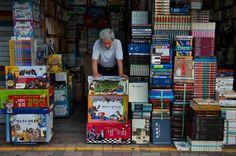 Seúl, Corea del Sur (fotografía de Steve McCurry)