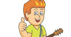 """Ένα ακόμη αγαπημένο τραγούδι των μαθητών μου είναι """"ο Κιθαρίστας"""". Το χρησιμοποιώ πολύ συχνά σε τελικές - καλοκαιρινές γιορτές και... Fallout Vault, Boys, Fictional Characters, Baby Boys, Senior Boys, Fantasy Characters, Sons, Guys, Baby Boy"""