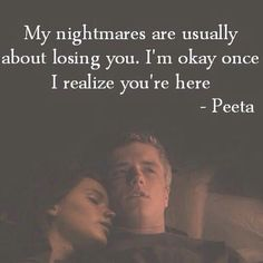 I realize you're here.