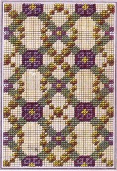 Berlin woolwork chart