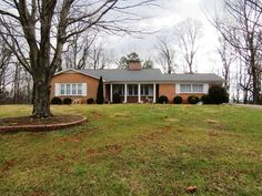 230 Woodshire Rd, Collinsville, VA  /  Great location, many updates, new roof, new garage doors, new insulation, new Heat Pump and central air. New french doors downstairs, new double pane windows. Wood burning fireplace insert. Cement driveway. 4 bedrooms, 3 baths and a pantry. Also has an extra lot in back.