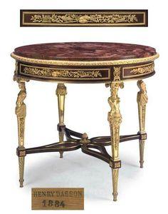 Center Table, Louis Xvi, Fine Porcelain, Vanity Bench, Vintage Home Decor, Antique Furniture, Sculpture, Centre, Architecture