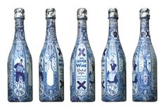 No House Wine ~ Fairtrade sparkling wine. Profit goes to homeless children of HIV-infected families in South Africa.