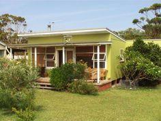 25 Crookhaven retro fibro shack in Currarong, NSW