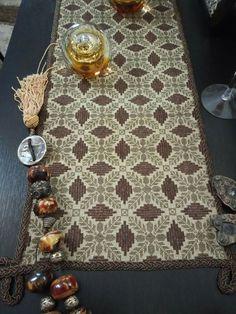 Cross Stitch Embroidery, Embroidery Patterns, Knitting Needles, Crochet, Needlepoint, Diy Crafts, My Love, Fabrics, Tablecloths