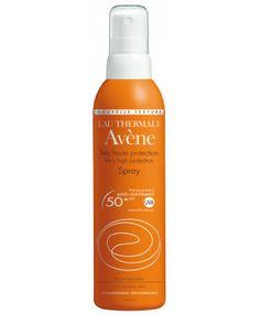 Spray SPF 50+ - AVÈNE