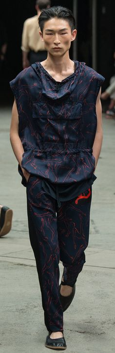 Dries Van Noten - Spring 2015