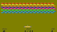 Brick Breaker Game in most Powerful C graphic library SDL2