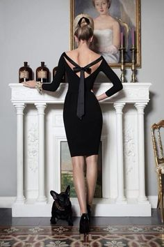 Chanel dress to die for...