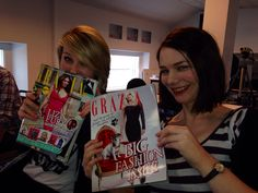 We love our magazine classes - feature writing and interview techniques....