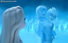 Uploaded by Overland X. Find images and videos about disney, movie and frozen on We Heart It - the app to get lost in what you love. Disney Au, Disney Memes, Cute Disney, Disney And Dreamworks, Disney Frozen, Jelsa, Jack Y Elsa, Jack Frost And Elsa, Desenho Jack Frost
