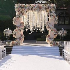 Wedding party Arches and Backdrops from nebodecor marriage ceremony weddings weddingideas himisspuff Wedding ceremony Arches and Backdrops from nebodecor Wedding Ceremony Arch, Wedding Venues, Wedding Arches, Wedding Ceremonies, Wedding Entrance, Wedding Backdrops, Ceremony Backdrop, Wedding Centerpieces, Wedding Decorations