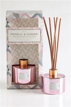 Pomelo & Ginger 180ml Diffuser