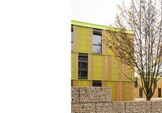 Diezinger Architekten, Eichstätt / Regensburg, GER | Wohnheim Für Kinder Und  Jugendliche, Ingolstadt