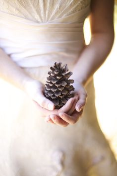 winter wedding. This photo, except maybe holding a snow globe