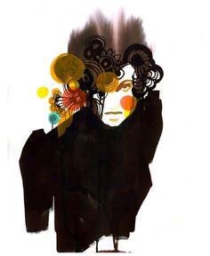 stina persson fashion illustration - Google Search