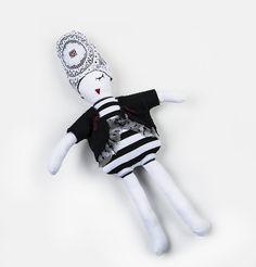 *Philip* von rabenmutter auf DaWanda.com Etsy, Puppets