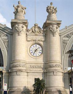 Paris Montparnasse, Trains, Ligne Bus, Parvis, Saumur, Saint Nazaire, Poitiers, Saint Jean, Nantes