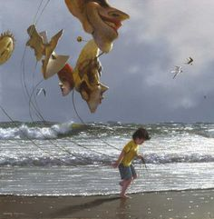 Pulling faces by Jimmy Lawlor - PRINT