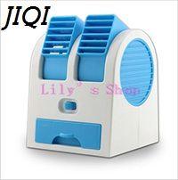 Portable USB Ultra-quiet air Cooling conditioner No Leaves Mini Air Conditioning Fan Aromatherapy Fan ventilador ar condicionado