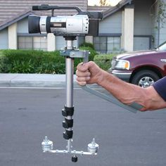Want a neat DIY project? Build a steadicam!