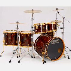 SPAUN Drums. I'm in love