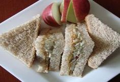 I just made Peanut Butter and Apple Sandwich from allrecipes.com on supercook.com!