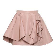 Miu Miu skirt.