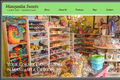 Manzanita Sweets: Candy Store - Manzanita, Oregon
