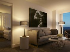 The new all-suite Delano Hotel in Las Vegas