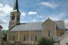 ROM (79) église St Paulin