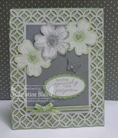 """HAPPY HEART CARDS: STAMPIN' UP!'S """"SIMPLY FABULOUS"""" SIMPLY SENT .... PART 1"""