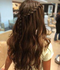 Waterfall braid! ❤️ #delalastrahair #rafadelalastra #lashhair #alphavilleearredores #alphaville #tamboré #hairstyle #instahair #haircut #highlights #noiva #noivadelalastra #noivalashhair #reflexo #penteadodelalastra #penteadolashhair #trança #braid #trança #dicalashhair #delalastracabeleireiros #delalastra