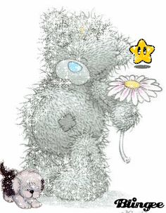 tatty teddy is blinging up