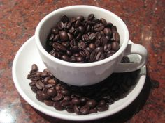 Here's the data behind making a healthy, flavorful cup of joe—from beans to brew