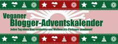 """Blogger-Adventskalender """"Vegan Edition"""". Was wäre die Adventszeit ohne einen Adventskalender? Deshalb freue..."""